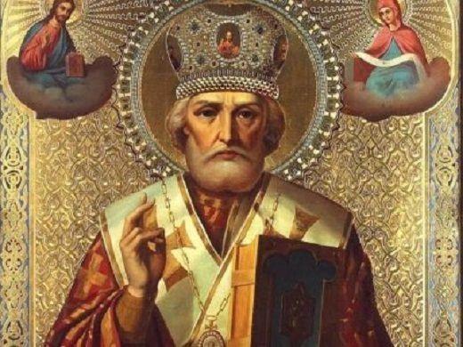 19 декабря - Святителя Николая, архиепископа Мир Ликийских, чудотворца